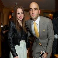 Rosie Fortescue and Drummond Money-Coutts
