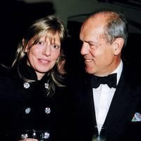 Mrs Massimo Carello and Massimo Carello