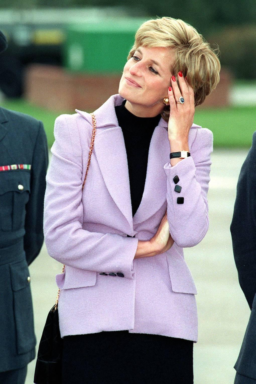diana princess of wales s favourite cartier watch gets an asymmetrical makeover tatler cartier watch