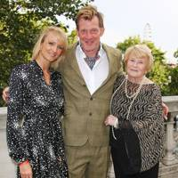 Elly Flemyng, Jason Flemyng and Fiona Flemyng
