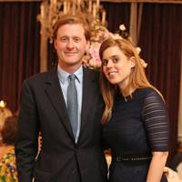Tom Naylor-Leyland and Princess Beatrice