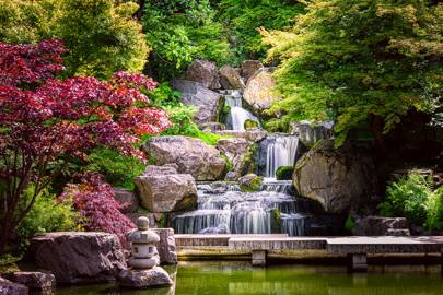 The Japanese Kyoto Garden, Holland Park