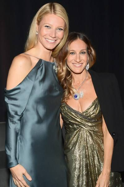 Gwyneth Paltrow and Sarah Jessica Parker