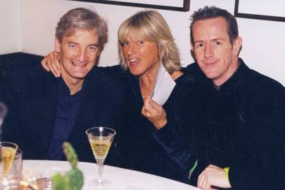 James Dyson, Ann Boyd and Stephen Woodhams