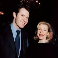 Mr David St George and Mrs Charles St George