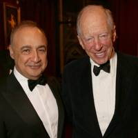 Leonard Blavatnik and Lord Rothschild