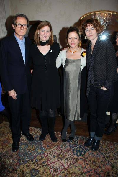Bill Nighy, Sarah Brown, Diana Quick and Anna Chancellor