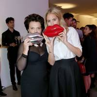 Lulu Guinness and Marissa Montgomery