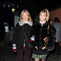 Martha Ward and Violet Henderson