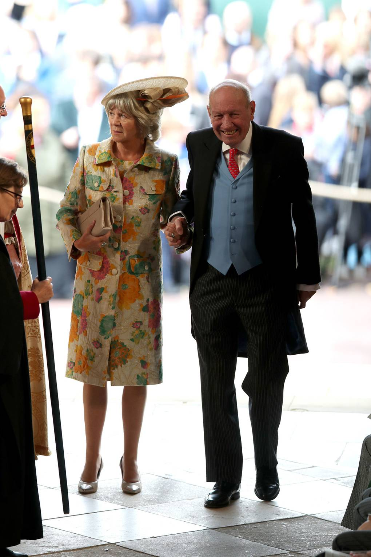 Princess Eugenie And Jack Brooksbank S Royal Wedding Guests Tatler Select from premium karoline copping of the highest quality. jack brooksbank s royal wedding guests