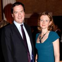 George Osborne and Frances Osborne