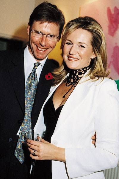 Mr and Mrs Kenelm Storey