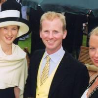 Saskia Pearman, William Prideaux and Abigail Walters