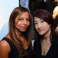 Binti Velanti and Veronica Tam