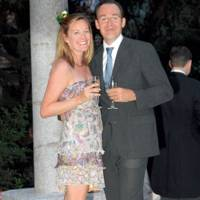 Annabel Rudebeck and Charles-Henri Louthier