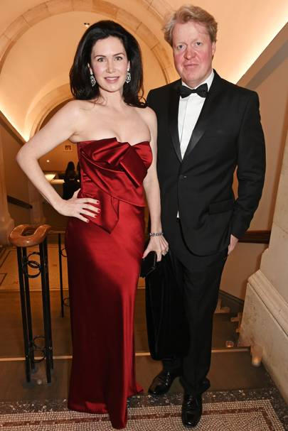Countess Spencer and Earl Spencer