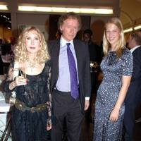 Basia Briggs, Richard Briggs and Lady Gabriella Windsor