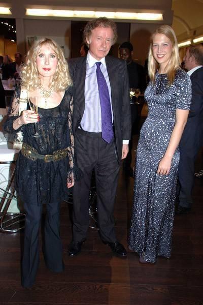 Basia Briggs, Richard Briggs and Lady Gabriella Windsor