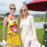 Rosamund Pike and Joely Richardson
