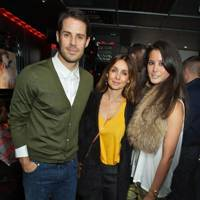 Jamie Redknapp, Louise Redknapp and Stephanie Smart