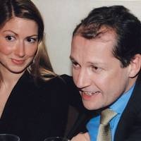 Mrs Andrew Heeschen and Andrew Heeschen