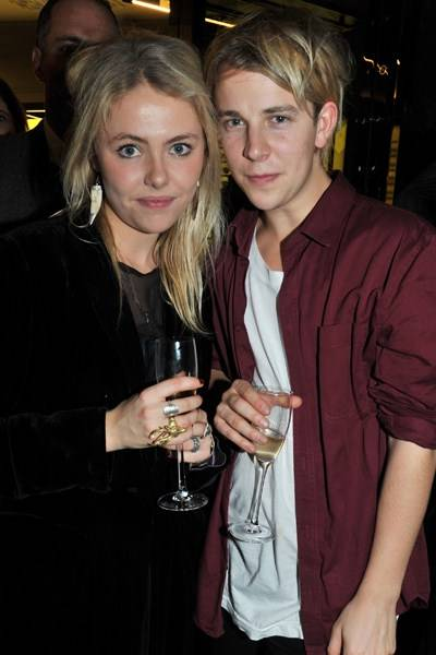 Steph Hartop and Tom Odell