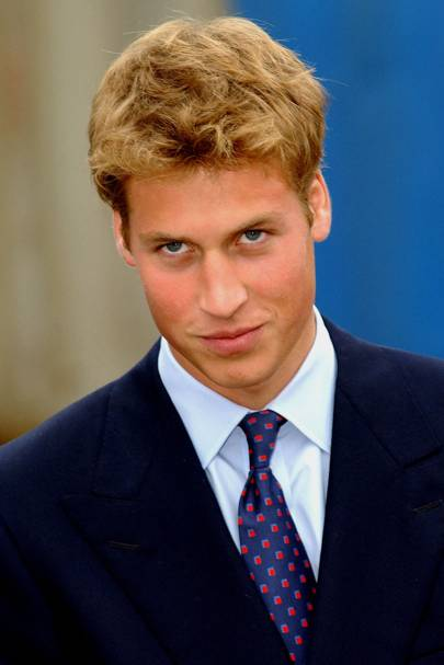 The Duke of Cambridge, 2001