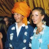 Simon Beart and Susie Beart