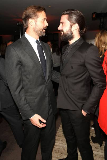 Patrick Grant and Jack Guinness