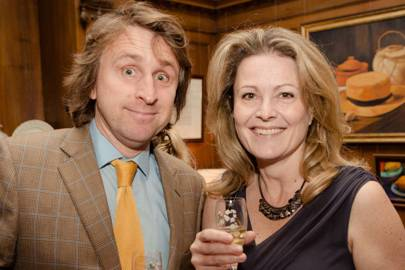 Milton Jones and Carol Jones