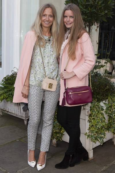Martha Ward and Katie Readman