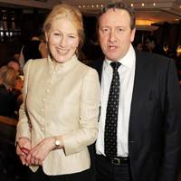 Geraldine James and Neil Dudgeon