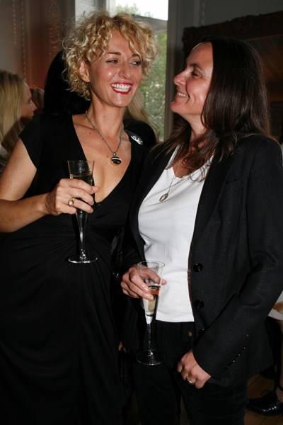 Tania Chalkin and Victoria Lowe