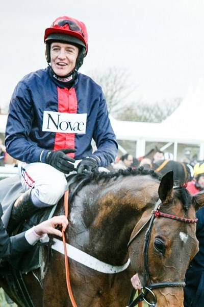 Barry Geraghty on Bobs Worth