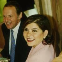 Viscount Lewisham and Ivana Lowell