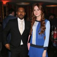 Noel Clarke and Karen Gillan