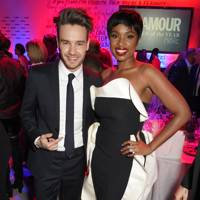 Liam Payne and Jennifer Hudson