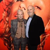 Dame Vivienne Westwood and Sam McKnight