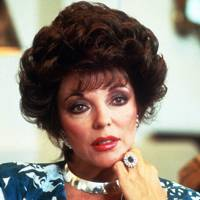 1984: Joan wins a People's Choice Award, A Soap Opera Digest Award and a Golden Globe nomination for her role as arch-bitch Alexis Colby.