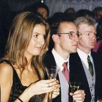 Maria Bartolo, Tim Pratt and Eric Lussier