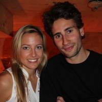 Emma Mccarthy and Edward Holcroft