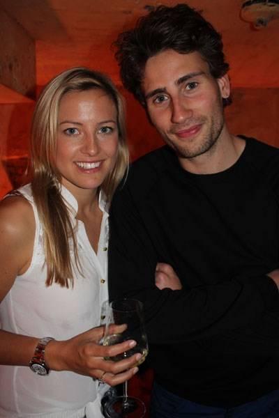 Emma Mccarthy and Edward Holcroft