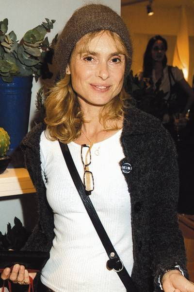Maryam D'Abo