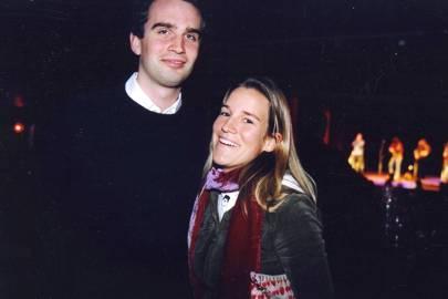 Fritz von Westonholz and Issy Winkler
