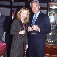 Robert Kilroy-Silk and Angharad Rees