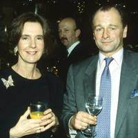 Mrs Simon Parker-Bowles and Simon Parker Bowles