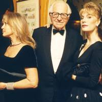 Lady Weinberg, Sir Ronald Grierson and Donatella Flick