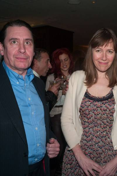 Jools Holland and Christabel Holland