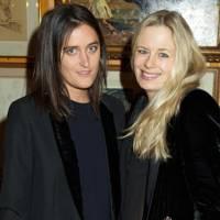 Violet Von Westenholz and Astrid Harbord