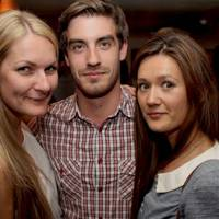 Jenny King, Luke McFayden and Jo Steel